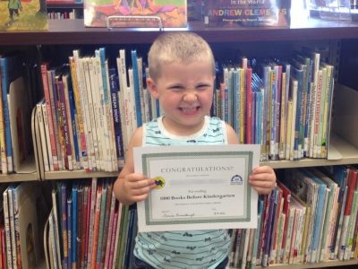 child who completed program